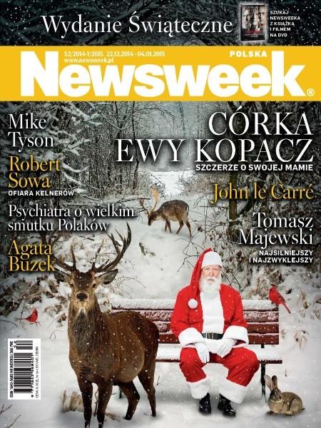 Newsweek Polska wydanie świąteczne